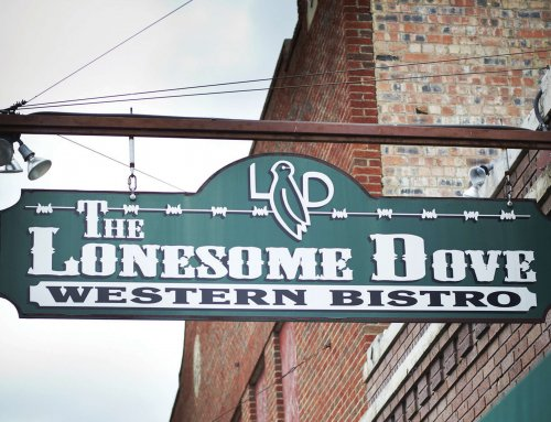 Xploritall Named Lonesome Dove as One of The Top 25 Restaurants in Dallas 2019