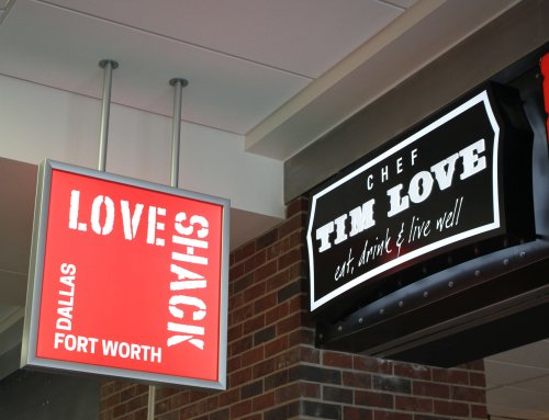"""Love Shack mentioned in Travel + Leisure """"Terminal-by-Terminal Guide to DFW Airport."""""""