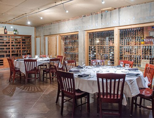 """Lonesome Dove featured in Wine Spectator's article """"11 Wine Stars in the Lone Star State."""""""